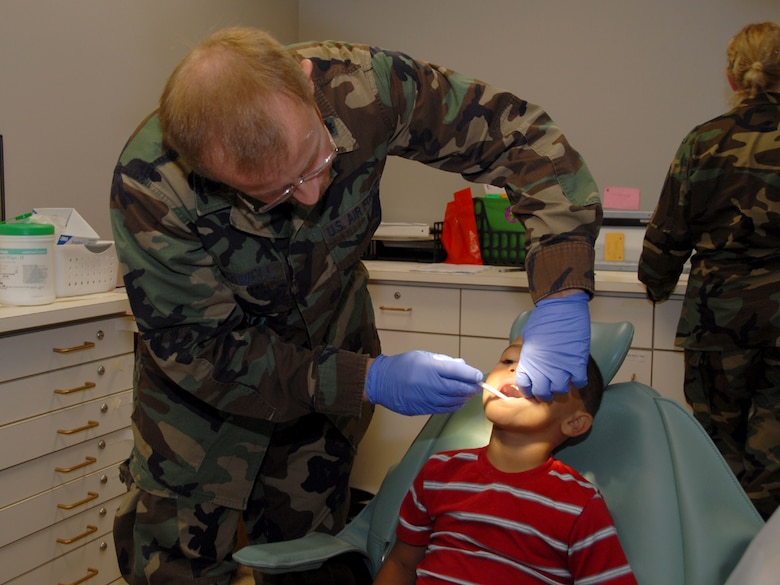 For 12 consecutive years, the 104th Fighter Wing has partnered with the Westfield Head Start program to facilitate 'Guard-Care'.  Guard care is a health screening program for pre-school age children preparing to enter school; this year's program was successfully run on September 9th.