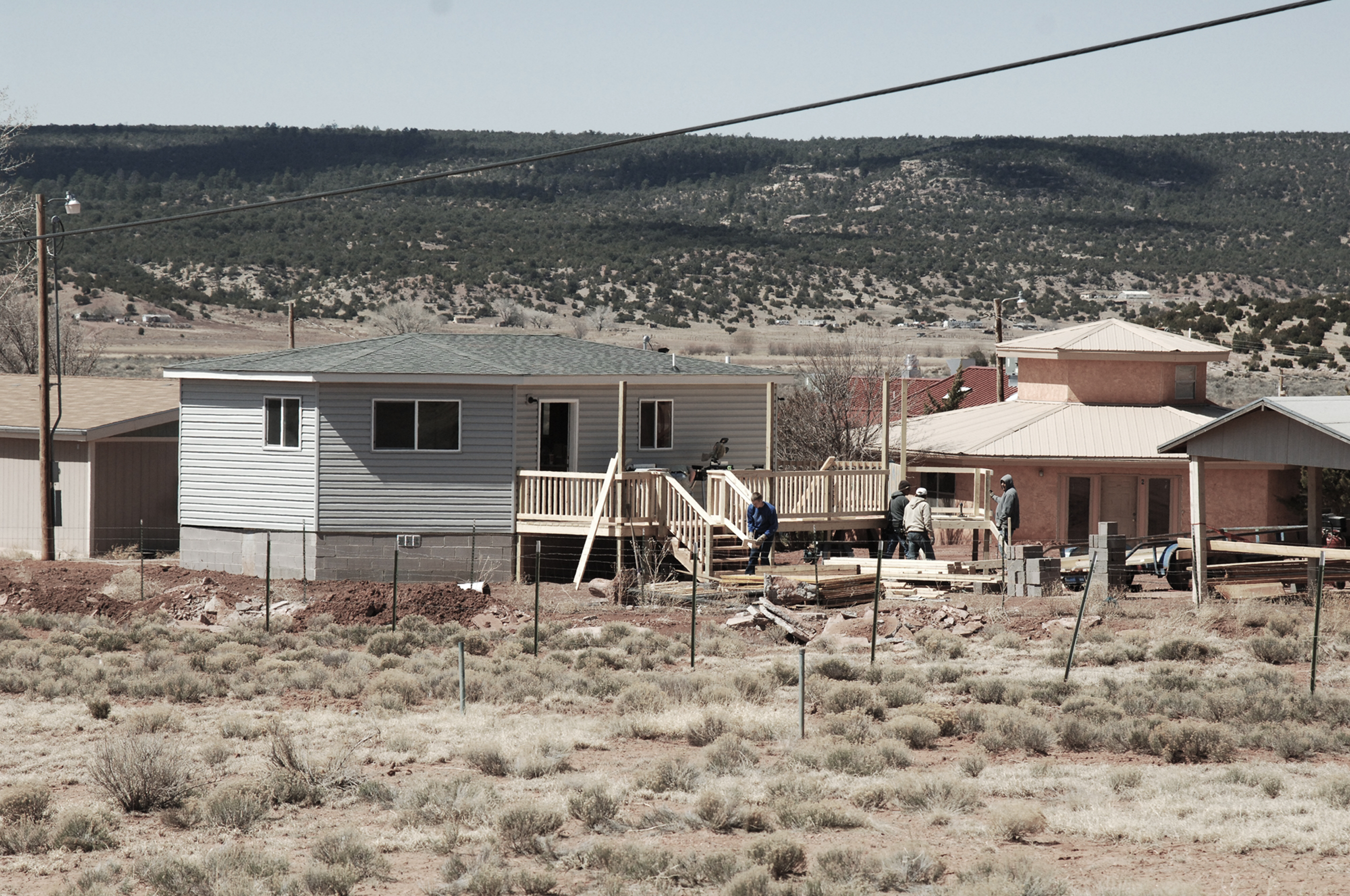 Academy Engineers Faculty Assist Navajo Nation U S Air Force Article Display