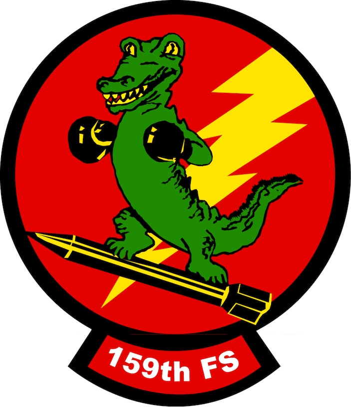 125th Gator patch