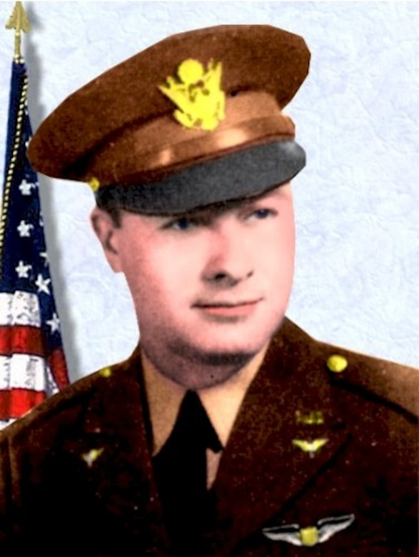 Maj. Horace Carswell, Medal of Honor recipient who trained at Goodfellow Field, Texas. (Courtesy photo)