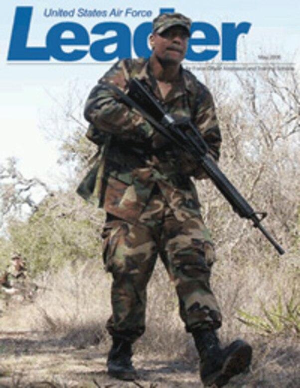 Leader Magazine Cover Image