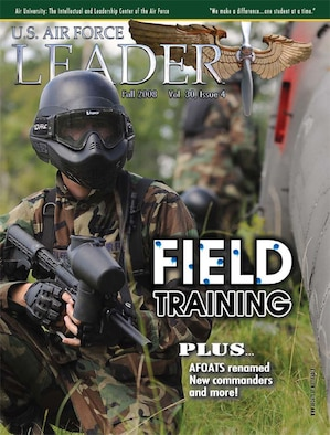 Leader Magazine Cover Image
