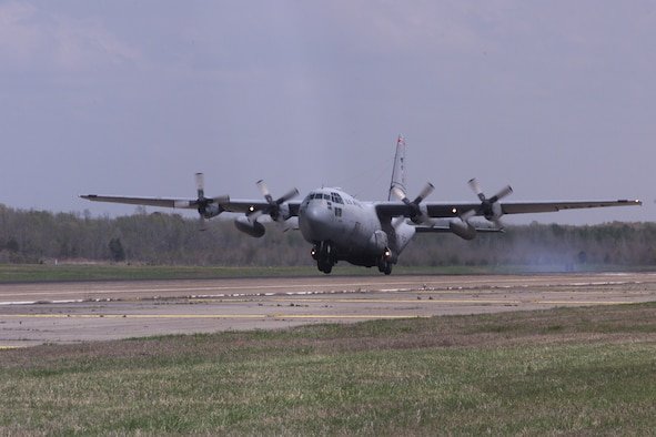The Arkansas Air National Guard's 189th Airlift Wing earned its eighth Air Force Flight Safety Plaque in the past nine years. (FIle photo)