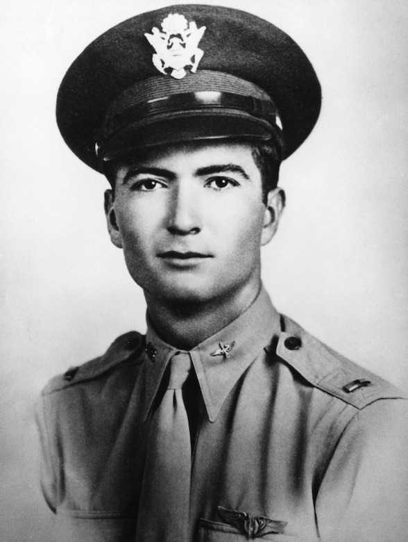 DAYTON, Ohio - 1st Lt. Jack W. Mathis. (U.S. Air Force photo)