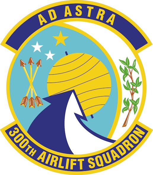 300 Airlift Squadron, 315 Airlfit Wing, Charleston Air Force Base, S.C.