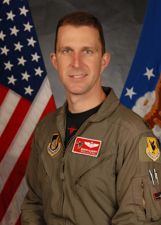 Maj. Robert McMurry, 
