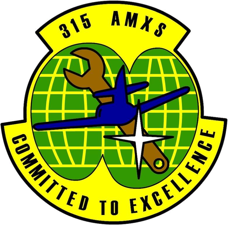 315 AMXS, Charelston AFB, S.C.