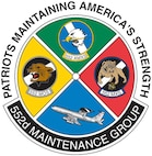 552nd Maintenance Group, part of the 552nd Air Control Wing.