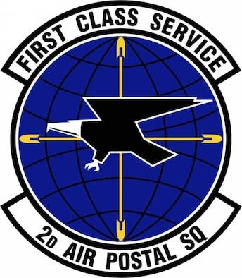 2nd Air Postal Squadron logo