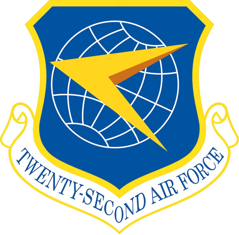 Shield - 22nd Air Force