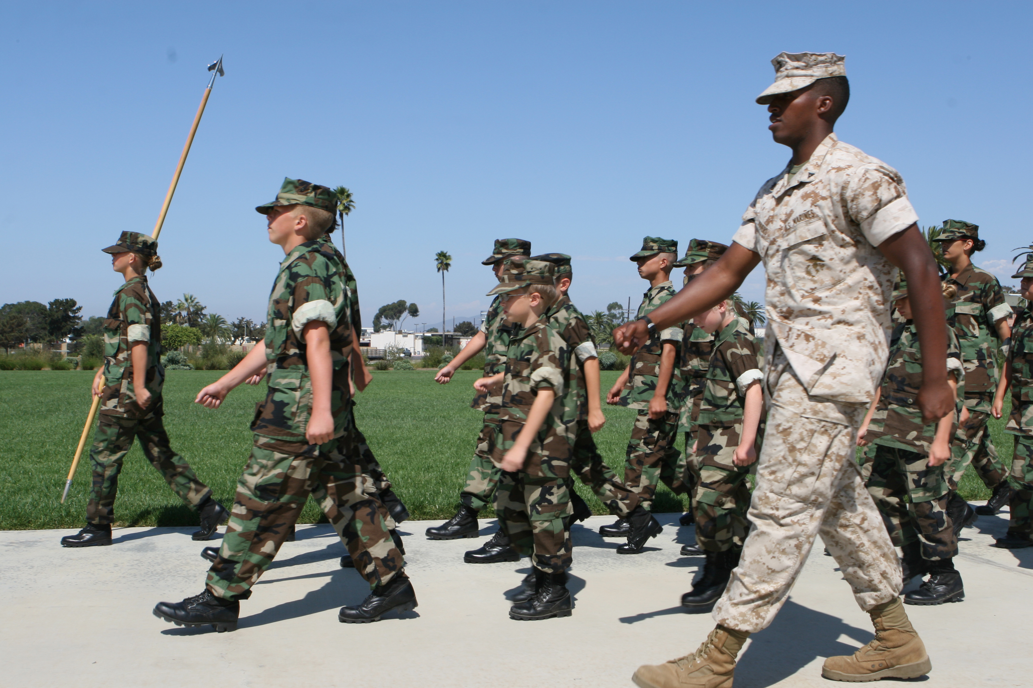 Next generation mcas miramar young marines graduate 3rd for The miramar