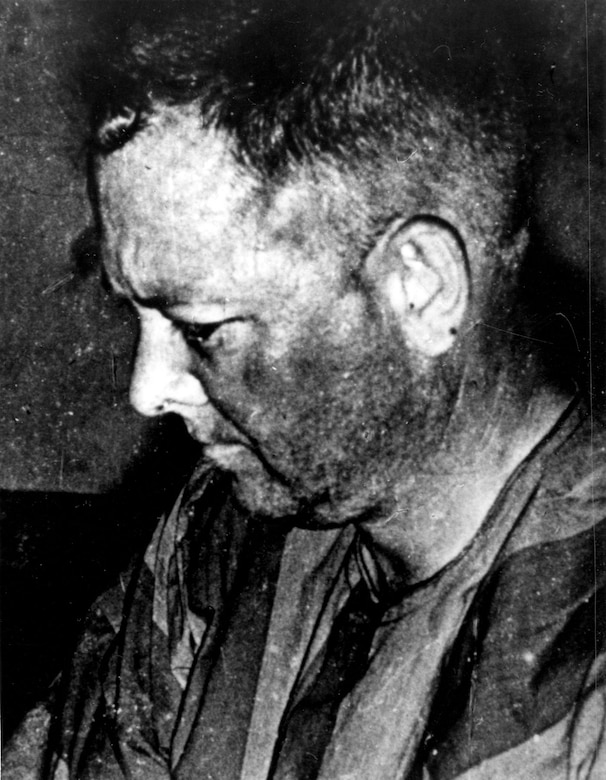 USAF Capt. Edwin Atterberry, captured Aug. 12, 1967. He was beaten to death in captivity for trying to escape. (U.S. Air Force)