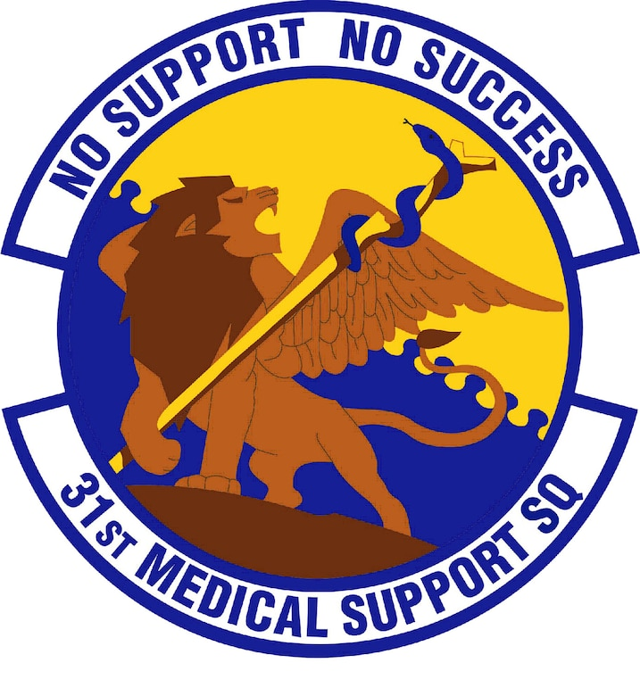 31st Medical Support Squadron