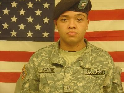Pfc. Cameron K. Payne, Killed Jun. 11, 2007
