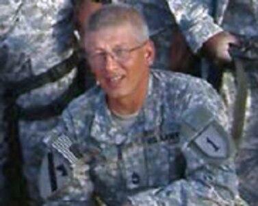 Sgt. 1st Class Daniel E. Miller, Killed  Aug. 24, 2007, Transition Team member