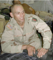 Spc. Christopher K. Hill, Killed Mar. 11, 2004