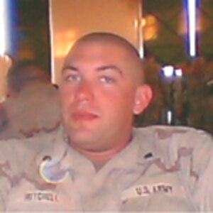 Spc. Sean R. Mitchell, Killed Mar. 31, 2004