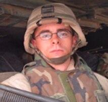 Pfc. Cleston C. Raney, Killed Mar. 31, 2004