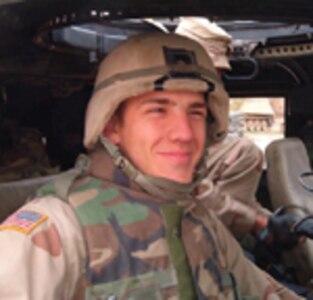 Pvt. 2 Brandon L. Davis, Killed Mar. 31, 2004
