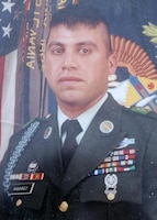 Sgt. Christopher Ramirez, Killed Apr. 14, 2004