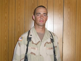 Spc. Yoe M. Aneiros, Killed Sept. 7, 2004