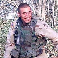 Pvt. 2 Anthony Michael Mazzarella, Killed Jul. 5, 2005