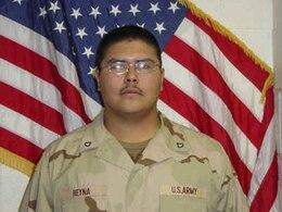 Spc. Seferino J. Reyna, Killed Aug. 7, 2005