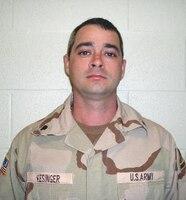 Spc. James C. Kesinger, Killed Dec. 13, 2005