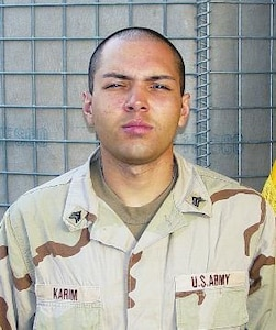 Sgt. Brian C. Karim, Killed Dec. 13, 2005