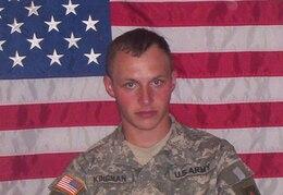 Sgt. Jonathan P. Kingman, Killed Jan. 20, 2007