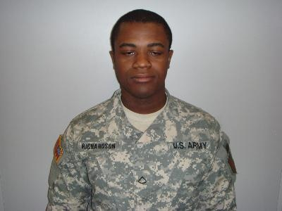 Pfc. Stephen K. Richardson, Killed Mar. 20, 2007