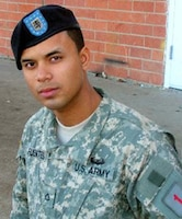 Pfc. Daniel A. Fuentes, Killed Apr. 6, 2007