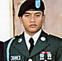 Pfc. Jay S. Cajimat, Killed Apr. 6, 2007