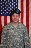 Pfc. Jason Morales, Killed Apr. 18, 2007