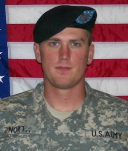 Pfc. Christopher M. North, Killed Apr. 21, 2007
