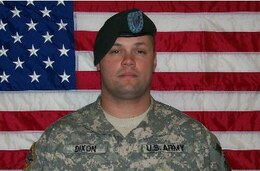 Spc. Robert J. Dixon, Killed May 6, 2007