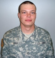 Spc. James L. Adair, Killed Jun. 29, 2007