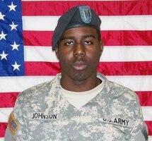 Spc. Rodney J. Johnson, Killed Sept. 4, 2007