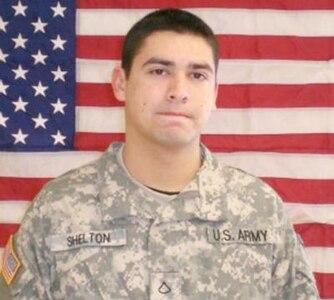 Pvt. Randol S. Shelton, Killed Sept. 4, 2007