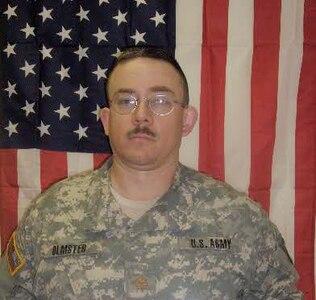 Maj. Andrew J. Olmsted, Killed Jan. 3, 2008, Transition Team member