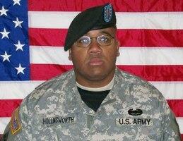 Staff Sgt. Courtney Hollinsworth, Killed  Sept. 9, 2007