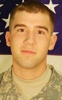 Spc. Frank L. Cady III, Killed Oct. 10, 2007