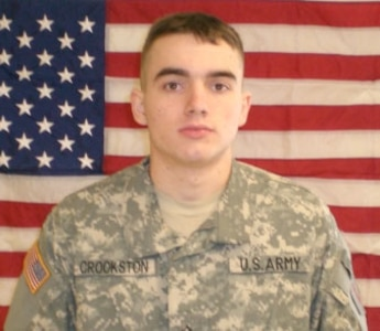 Pfc. Duncan C. Crookston, Killed Jan. 25, 2008