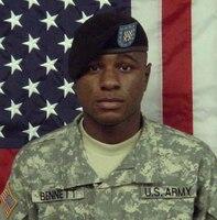 Spc. Durrell L. Bennett, Killed Mar. 29, 2008