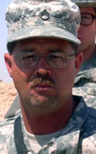 Staff Sgt. John L. Hartman Jr., Killed Nov. 30, 2006, Transition Team member