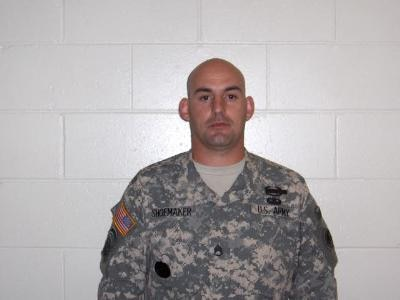 Staff Sgt. Russell K. Shoemaker, Killed May 24, 2007,  Transition Team member