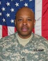Sgt. 1st Class Greg L. Sutton, Killed Jun. 6, 2007, Transition Team member