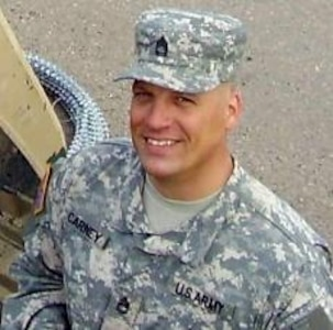 Sgt. 1st Class Scott M. Carney, Killed  Aug. 24, 2007, Transition Team member