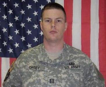 Capt. Thomas J. Casey, Killed Jan. 3, 2008, Transition Team member