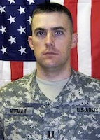 Capt. Michael A. Norman, Killed Jan. 31, 2008, Transition Team member